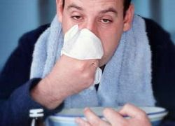 Совмещать простуду и работу опасно для жизни