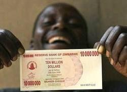 Акции зимбабвийских компаний подскочили до 3500%