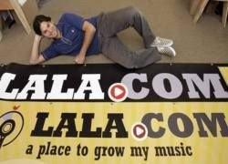 Lala.com хочет стать конкурентом iTunes