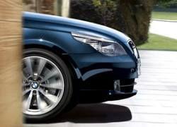 В России начато производство нового BMW