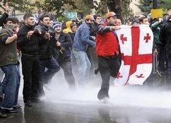 """Оппозиция готовит Саакашвили \""""ноябрьскую революцию\"""""""