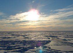 Ученые выяснили размер ледяного покрова Арктики в прошлом