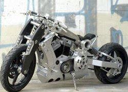 Мотоцикл за 110 тыс. долларов: Эксклюзивно. Дорого. Некрасиво