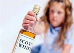Дети с высоким интеллектом чаще становятся алкоголиками