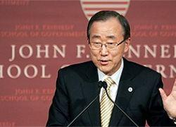Генсек ООН поставил миру пять задач