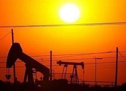 Цена на нефть упала более чем на 5 долларов за баррель