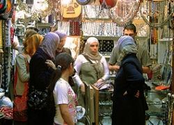 Как вести себя на арабском рынке?
