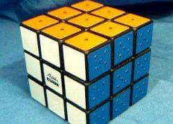 Универсальный способ собрать кубик Рубика