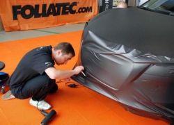 FoliaTec - мировой рекорд в оклейке авто
