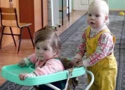 Ежегодно в тюрьмах России появляется на свет около 260-300 детей