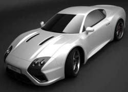 Московская компания создает собственый 500-сильный суперкар
