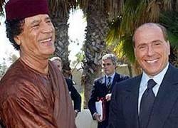 Италия и Ливия станут военными союзниками, цена дружбы - 5 млрд евро