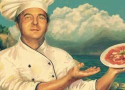 Скандальный сербский повар учит готовить гениталии через интернет