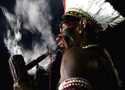 Ученые выяснили, что курили индейцы