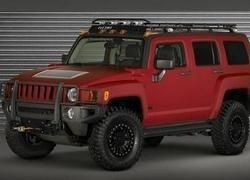 Hummer готовит три новых версии внедорожника Н3