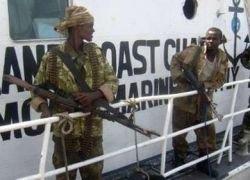 ВМC Франции захватили подозреваемых пиратов