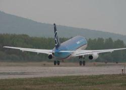Состоялась презентация нового самолета SuperJet-100