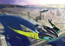Самолет будущего от Honda
