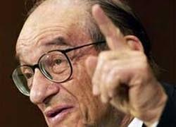Экс-глава ФРС США Гринспен мог предотвратить кризис?
