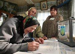 Украина ударит по кризису выборами