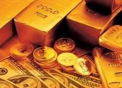 Цена на золото упала ниже $700 за унцию