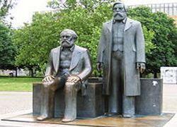 Маркс, Энгельс и кризис