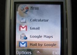 Вышла вторая версия приложения Gmail для мобильных телефонов