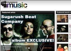 MySpace Music пополнится треками от независмых лейблов