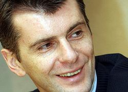 Михаил Прохоров давил на правительство, чтобы заработать?
