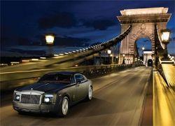 Rolls-Royce разработает Phantom с электромотором