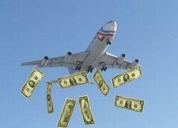 Авиакомпании начинают снижать цены на билеты
