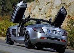 McLaren SLR изобрели заново