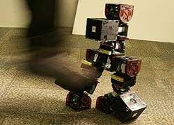 Создан самовосстанавливающийся робот
