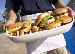 Регулярное питание в закусочных фаст-фуда повышает риск возникновения ожирения