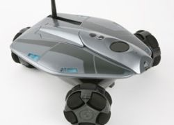 Гонконгская компания разработала робота-сторожа Rovio