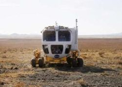 NASA разработало новый луноход