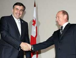 Россия хотела свергнуть правительство Грузии