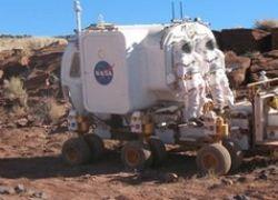 """NASA завершает работу над \""""лунным автомобилем\"""""""