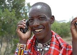В Африке будут бороться со СПИДом при помощи мобильников