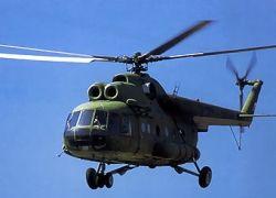 Под Казанью разбился вертолет Ми-8