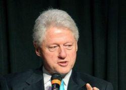 К кампании Обамы впервые подключится Билл Клинтон