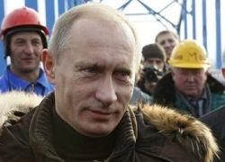 Владимира Путина не беспокоят кризисом