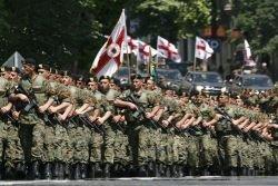 Грузинская армия оказалась грубой подделкой