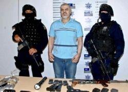 "В Мексике арестовали главу наркокартеля \""Тихуана\"""