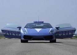 Lamborghini Gallardo LP560-4 для итальянской полиции
