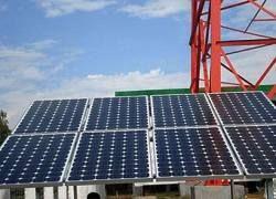 Мобильные сети перейдут на солнечную энергию через пять лет