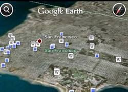 Google перенесла систему Google Earth на iPhone и iPod Touch
