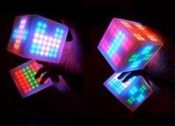 Цифровой кубик Рубика