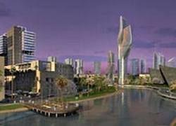 На берегу Персидского залива появится город стоимостью $60 млрд