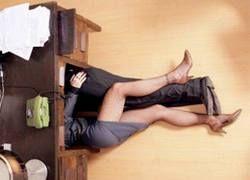 Британцы предпочитают секс в офисе